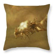 Waiting For Spring 5 Throw Pillow