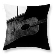Waiting In The Window Throw Pillow