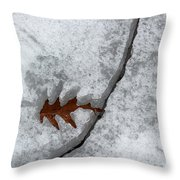Waiting To Be Free 1 Throw Pillow