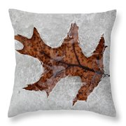 Waiting To Be Free 3 Throw Pillow