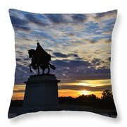Wake Up St. Louis Throw Pillow