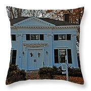 Wakefield Public Library Throw Pillow