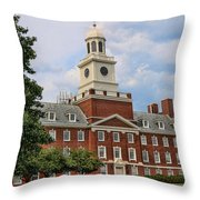 The Waksman Institute Of Microbiology 2 Throw Pillow