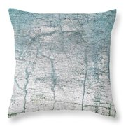 Wall Abstract 11 Throw Pillow