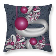 Wall Decorations Throw Pillow