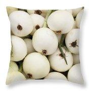 Walla Walla Sweet Onions Throw Pillow