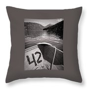 Wallowa Lake Throw Pillow