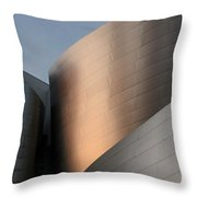 Walt Disney Concert Hall 15 Throw Pillow
