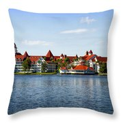 Walt Disney World Resort Throw Pillow