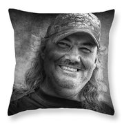 Walter Wifeless Throw Pillow