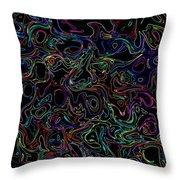 Waltz In B Sharp 17 Throw Pillow