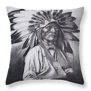 Wanduta Throw Pillow