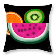 Want A Slice? Throw Pillow