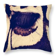 Wanting Fields  Throw Pillow