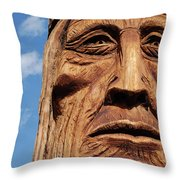 Waokiye Throw Pillow