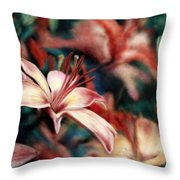 War And Peace Throw Pillow