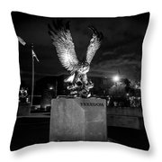 War Memorial Throw Pillow