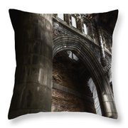 War Of Religion Throw Pillow