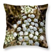 Warm Feeling  Throw Pillow