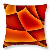 Warming Glow Throw Pillow