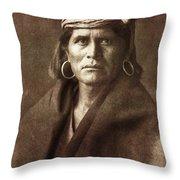 Warze Throw Pillow
