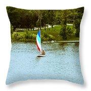 Wascana-16 Throw Pillow