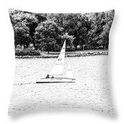 Wascana-23 Throw Pillow