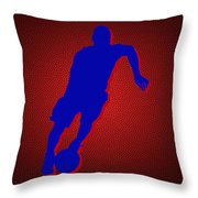 Washington Wizards John Wall Throw Pillow