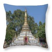 Wat Chai Monkol Phra Chedi Dthcm0860 Throw Pillow