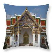 Wat Phrasri Mahathat Ubosot Dthb1464 Throw Pillow