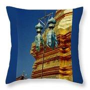 Wat Phrathat Doi Suthep  Throw Pillow