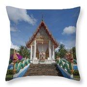 Wat Suwan Khiri Khet Ubosot Dthp265 Throw Pillow