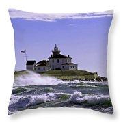Watch Hill Vanguard Throw Pillow