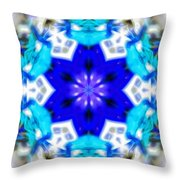 Water Birth Throw Pillow
