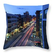 Water In The Third Throw Pillow