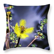 Water Lilies 29 Throw Pillow