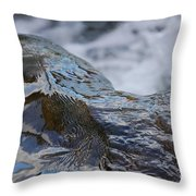 Water Mountain 2 By Jrr Throw Pillow