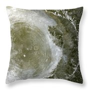 Water Spout 2 Throw Pillow