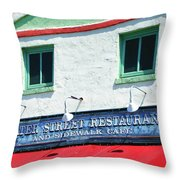 Water Street 0772 Throw Pillow