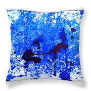 Water Variations 16 Throw Pillow