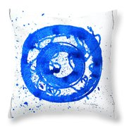 Water Variations 4 Throw Pillow