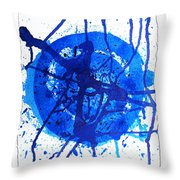 Water Variations 8 Throw Pillow