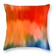 Watercolor 1 Throw Pillow by Amy Vangsgard
