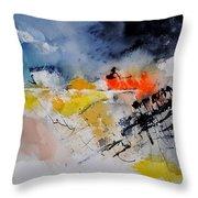 Watercolor 212132 Throw Pillow