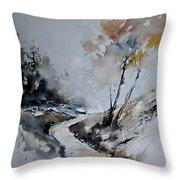 Watercolor 212152 Throw Pillow