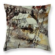 Watercolor 314001 Throw Pillow