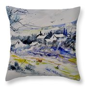 Watercolor 413010 Throw Pillow