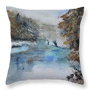 Watercolor 511003 Throw Pillow