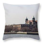 Waterfront 2 Throw Pillow