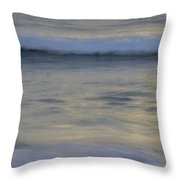 Waters From Heaven Throw Pillow